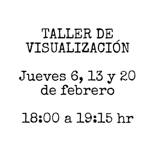 Taller de Visualización